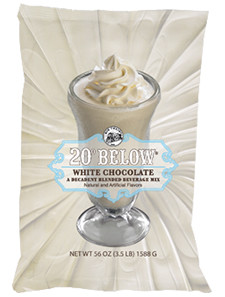 Big Train 20 Below White Chocolate