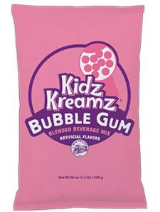 Big Train Bubble Gum Kidz Kreamz