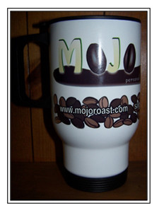 Thermal To Go Mug Beans