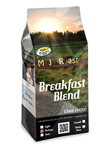 Breakfast Blend - 12 oz