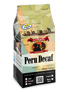 Peru Decaf - 12 oz
